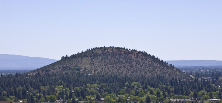 Elevation of Bend Oregon
